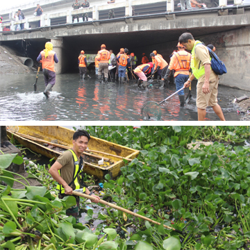 CSR: Adopt an Estero: National Clean-Up Day
